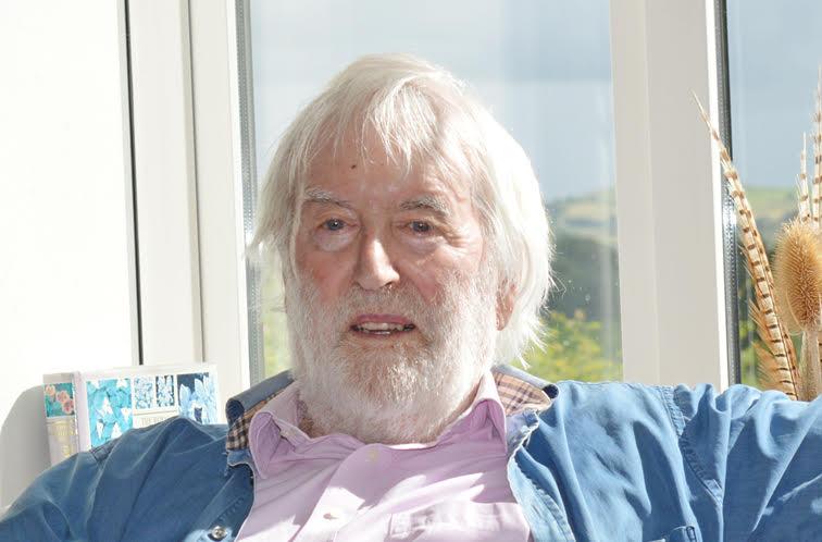 Aosdána Member Tom MacIntyre passes away