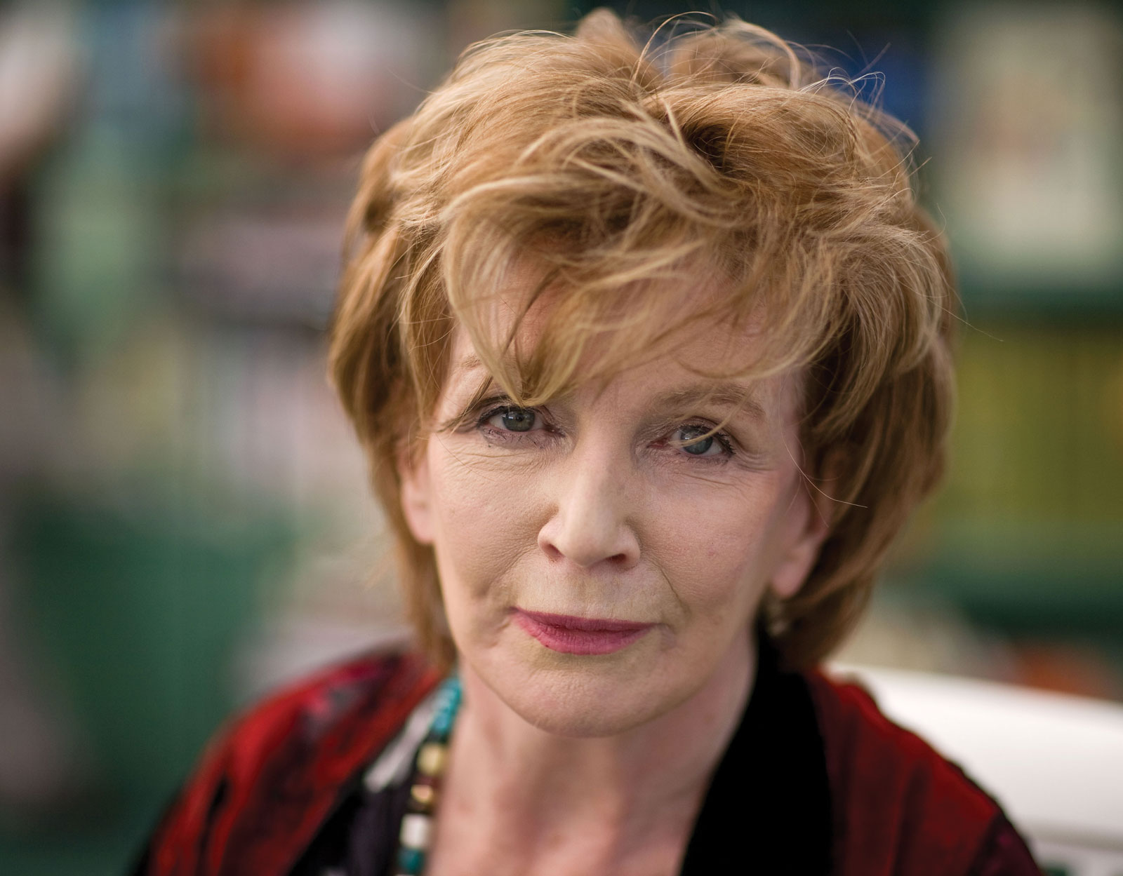 Edna O'Brien named Commander of the French